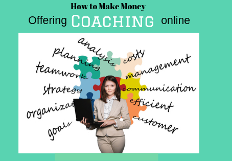 How To Make Money And Help People With Online Coaching
