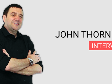 Interview with John Thornhill...British Entrepreneur