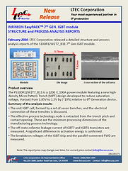 19G-0001-1-Br-L2 Infineon EasyPAK 7th Ge