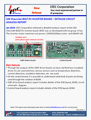 18G-0023-1-Br-L3-GM BOLT Inverter PCB an