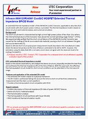 19G-0022-1 Infineon IMW120R045M1 SiC MOS