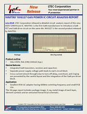 18G-0004-2-Br-L2 Navitas NV6117 circuit