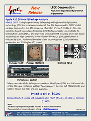 16G-0011-1-Apple A10 package ANALYSIS RE