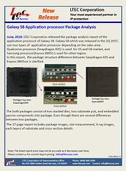 17G-0011-1-APU package analysis of Galax