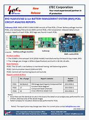20G-0006-1,2,3-Br-L3 BYD YUAN EV360 BMS