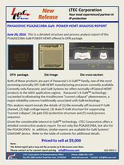 16G-0003-1 PANASONIC PGA26E19BA GaN  POW