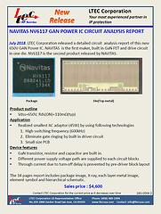 18G-0004-2-NAVITAS NV6117 GAN POWER IC C