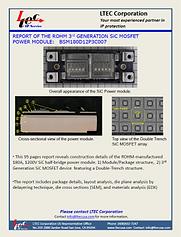 15G-0004-1-ROHM 3rd GENERATION -SiC Modu