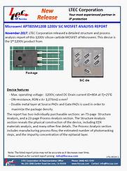 17G-0017-1-Microsemi APT80SM120B SiC MOS