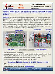 16G-0014-1-TOYOTA PRIUS ZVW52 ON-BOARD C