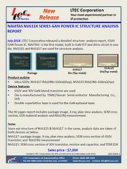 18G-0004-1-NAVITAS NV611X SERIES GAN POW