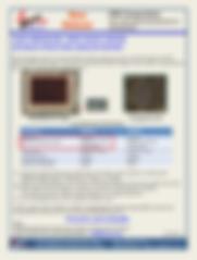 15G-0003-1-SONY IMX224LQR CMOS IMAGE SEN