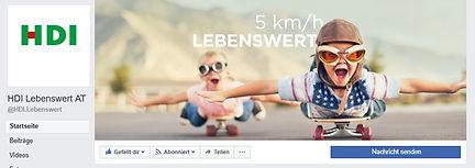 HDI LBENSWERT Facebook