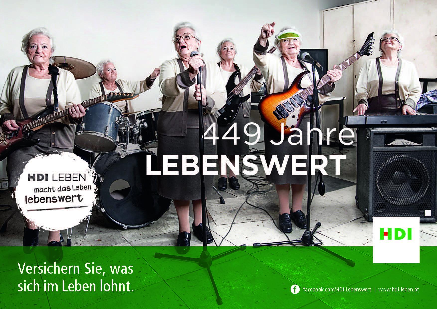 449 Jahre LEBENSWERT