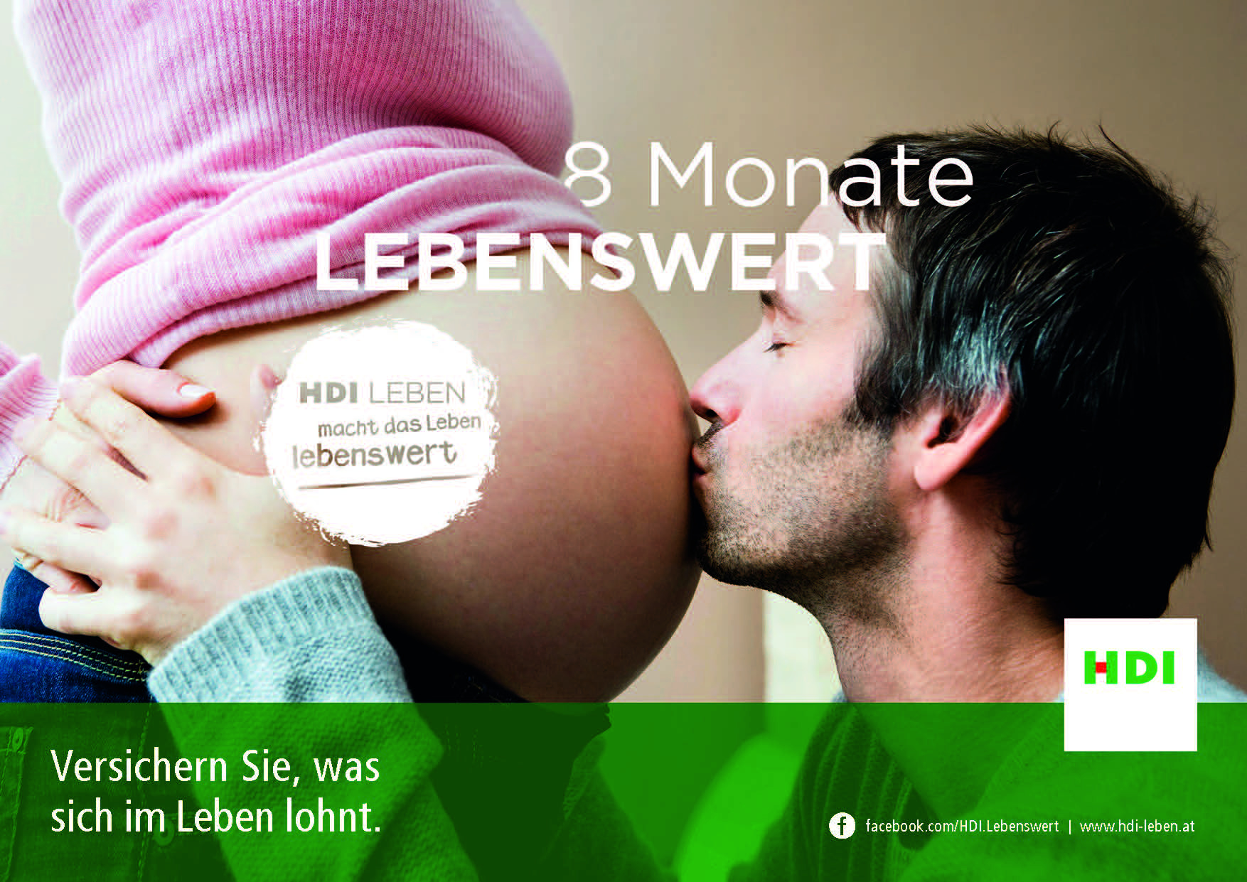 8 Monate LEBENSWERT