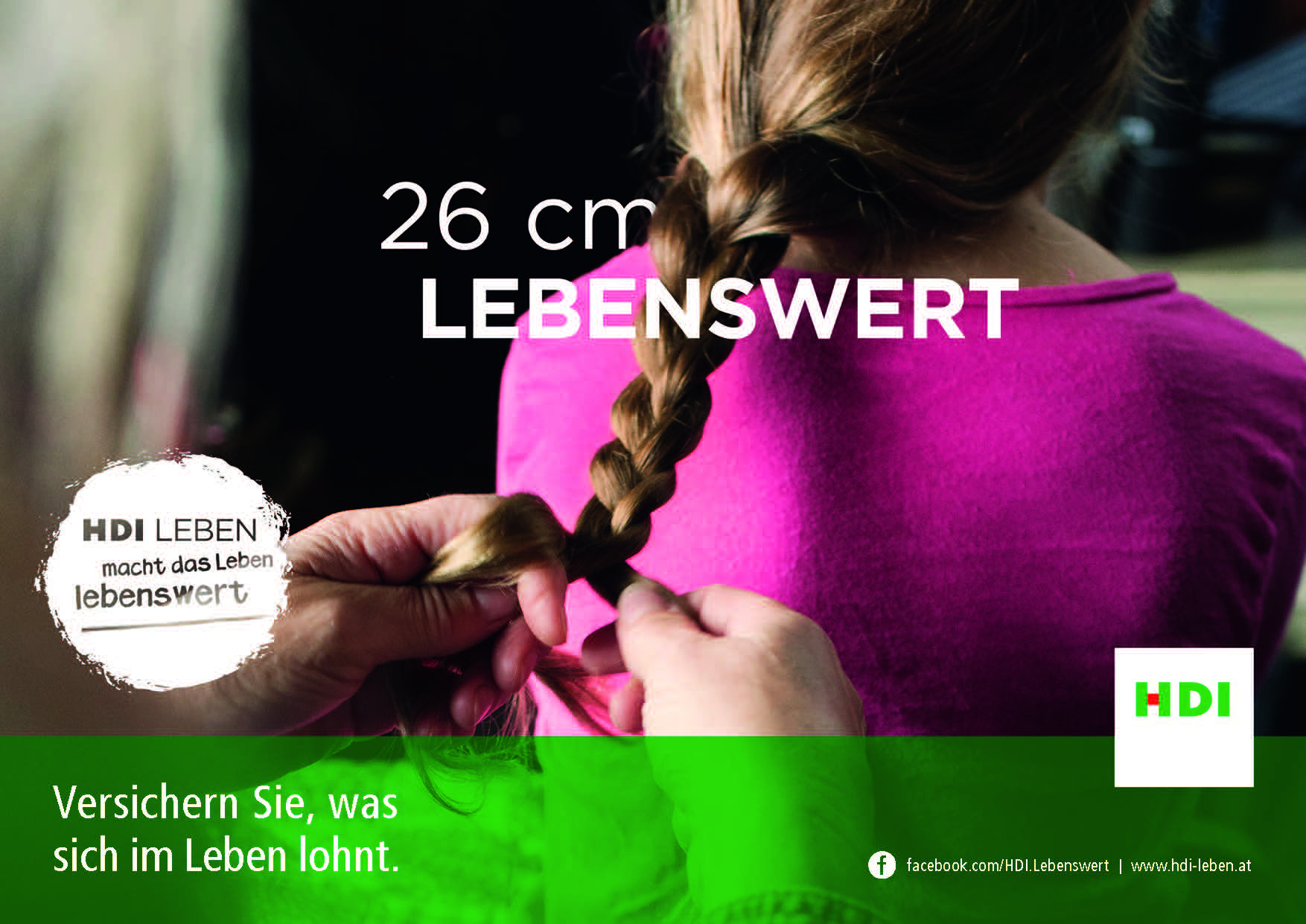 26 cm LEBENSWERT