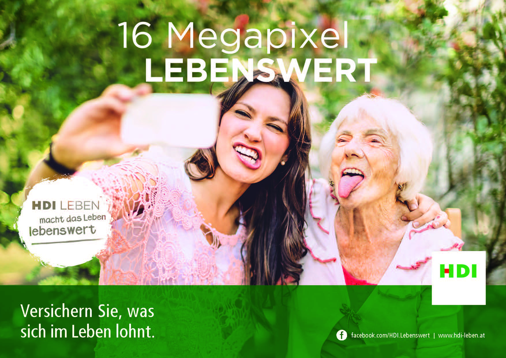 16 Megapixel LEBENSWERT