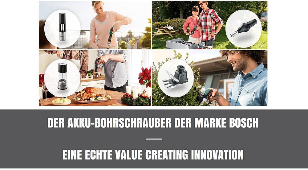 BRAND+ Bosch Innovation