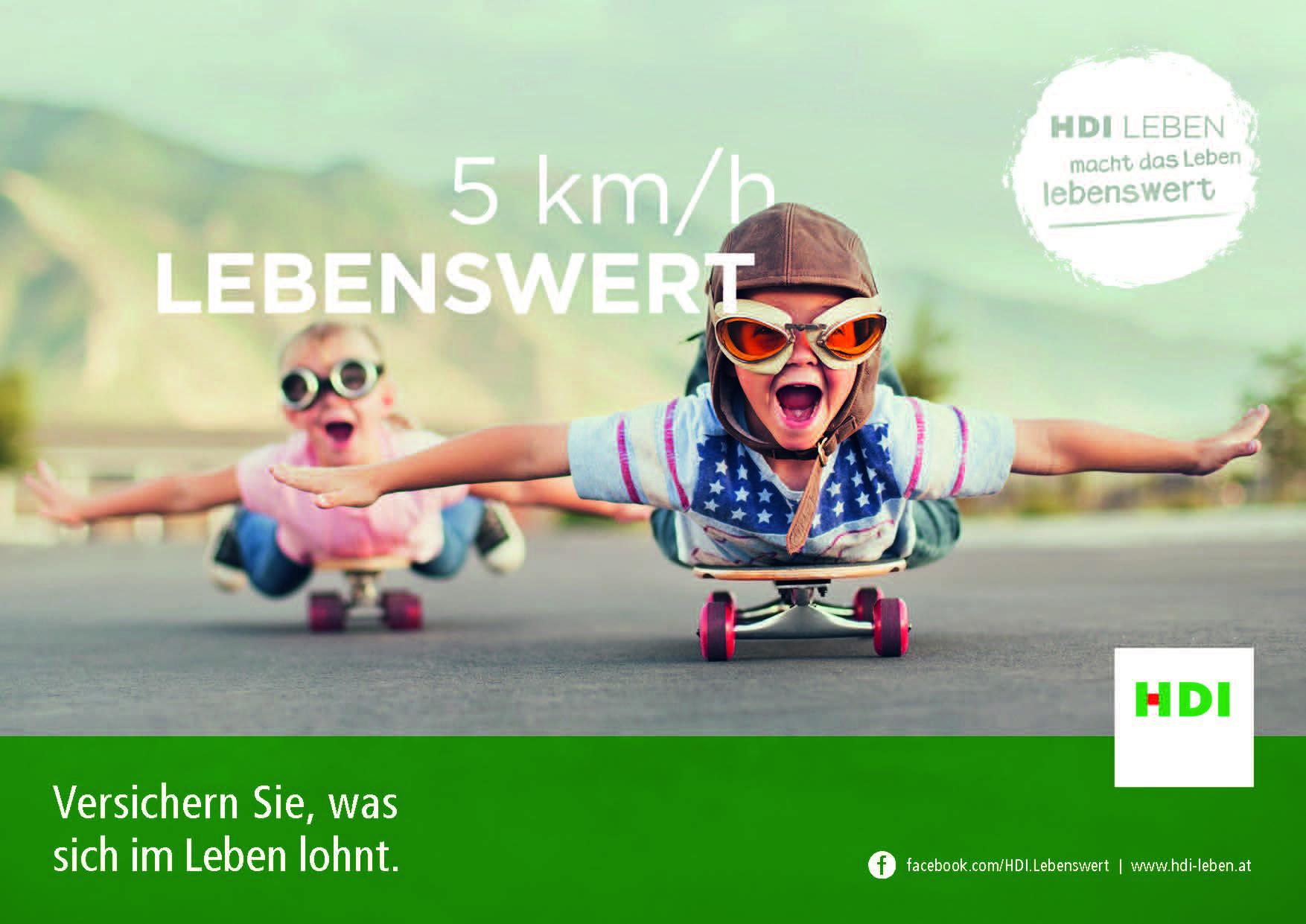 5 km/h LEBENSWERT