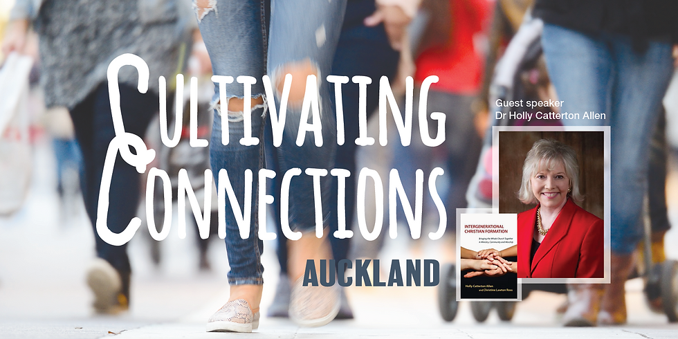 Auckland - Cultivating Connections Seminar (1)