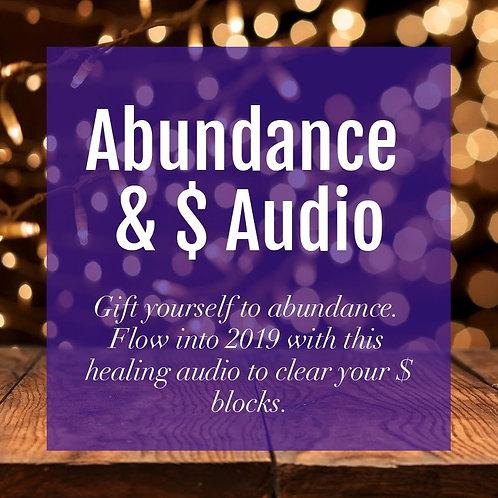 Abundance & Money Infinity Healing