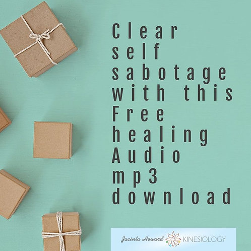 Infinity Healing Group Live - Sabotages and Health
