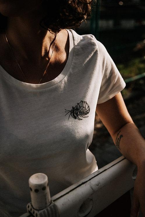 T Shirt Einsiedlerkrebs
