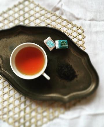 フランス式で紅茶を