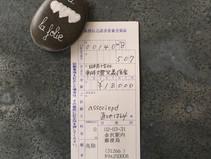 東日本大震災チャリティーヨガお礼