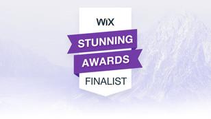 Wix コンテスト最終選考ノミネート