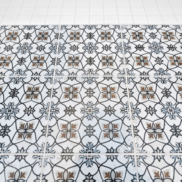Oh, that tile!
