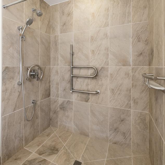 Zero-threshold shower