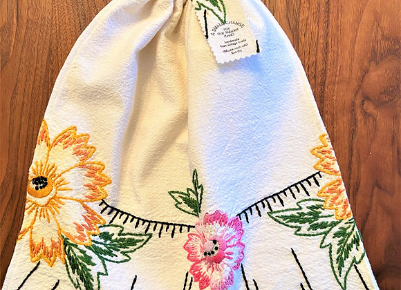 Ray of Blossoms Produce/ Bread Bag
