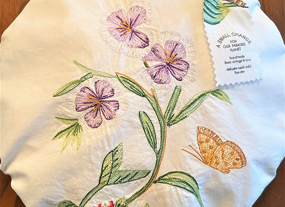 Butterfly Garden Pie and Bowl Covers