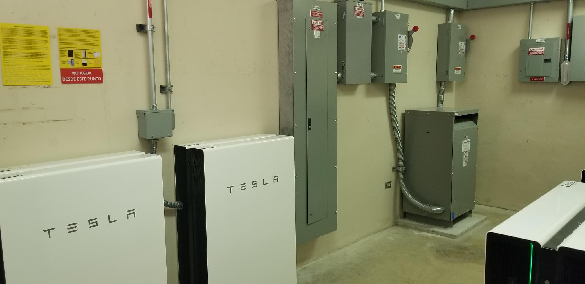 Cuarto Eléctrico - Tesla