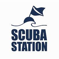 Scuba_Station_logo_print_white_1400_circ