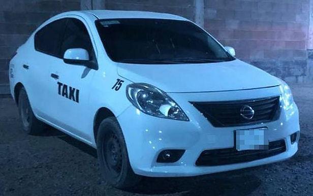 Hieren a taxista para robarle el vehículo