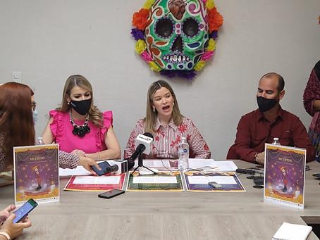 Realizarán el III Festival Tradicional de Día de Muertos
