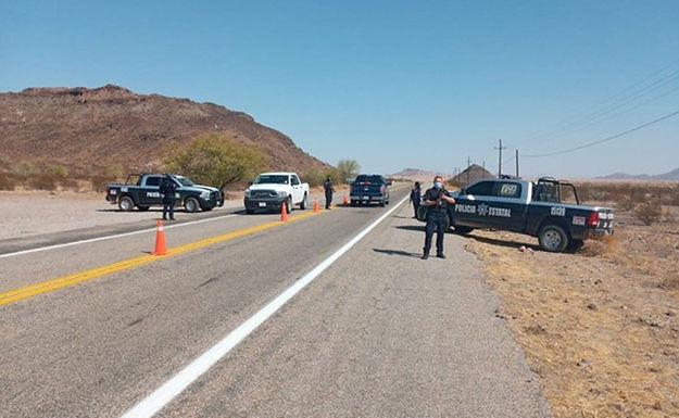 Asesinan a periodista en autopista de Caborca