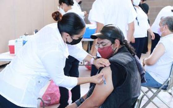 Inicia el martes segunda dosis de AstraZeneca para personas de 30 a 39 en Hermosillo
