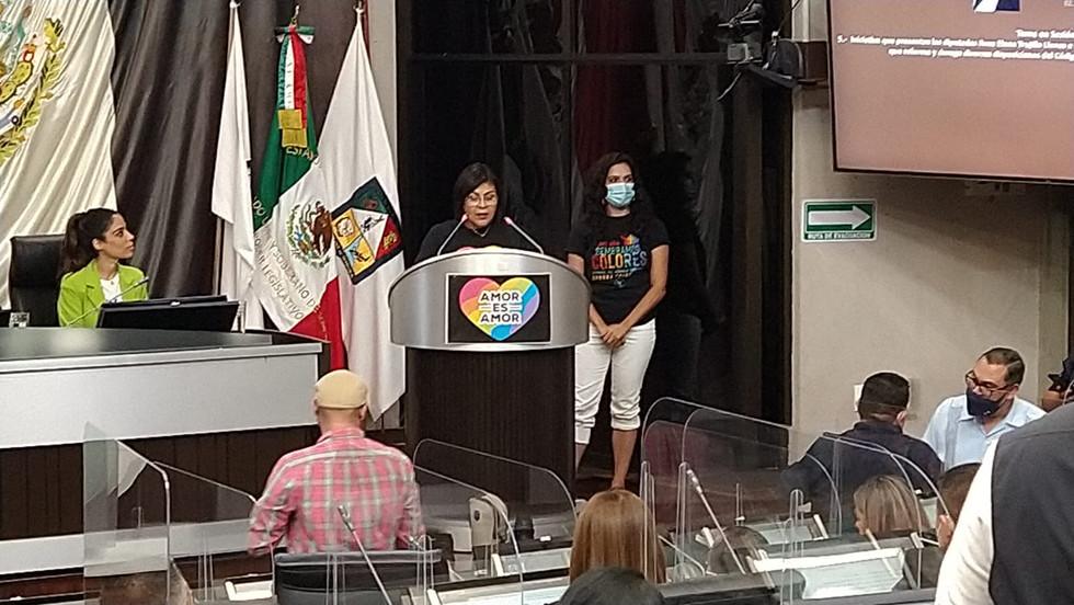 Aprueban por mayoría matrimonio igualitario en Sonora