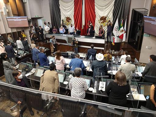 Integran 19 comisiones dictaminadores en el Congreso del Estado