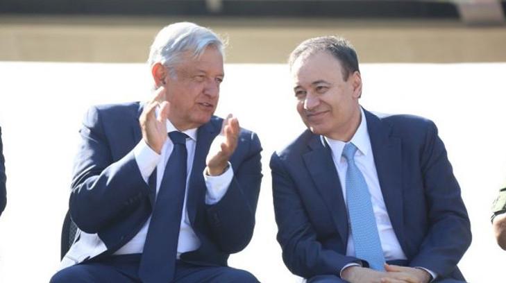 Primera reunión entre López Obrador y Alfonso Durazo