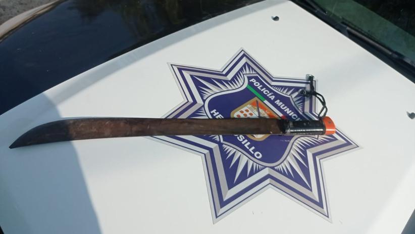 El machete era su arma preferida y ya lo buscaban por lesiones