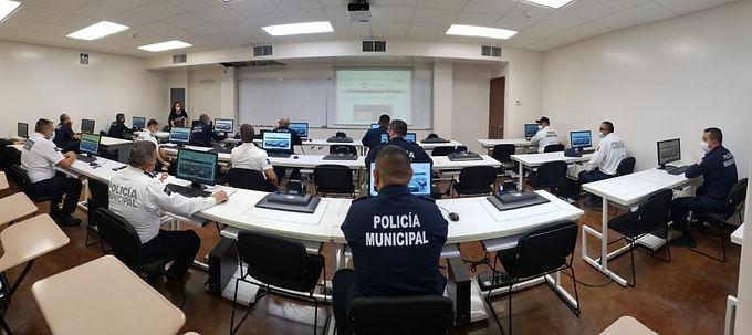 Concluye proceso para acenso de grado en la Policía Municipal