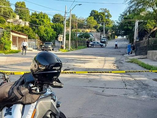 Balacera en el Coloso Bajo provocó movilización de cuerpos policiacos