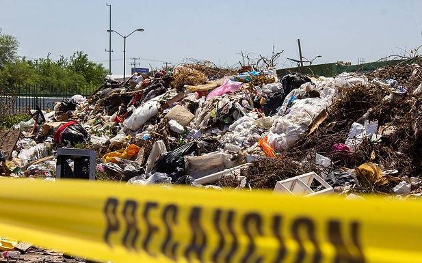 Han recolectado 120 toneladas de basureros clandestinos en Hermosillo
