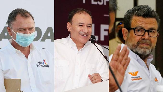 Así reaccionaron aspirantes y políticos a la suma de Ricardo Bours a Ernesto Gándara
