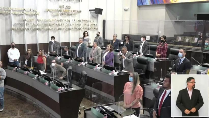 Entre discusiones aprueban cuentas públicas estatal y locales 2020, hay 8 municipios reprobados