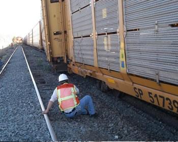 Evalúan posibles afectaciones por suspensión de traslado de combustibles por vías ferroviarias